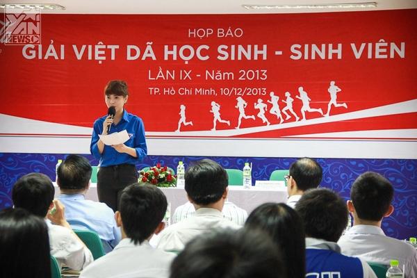 Sinh vên TP.HCM náo nức với giải Việt dã truyền thống lần 9/2013