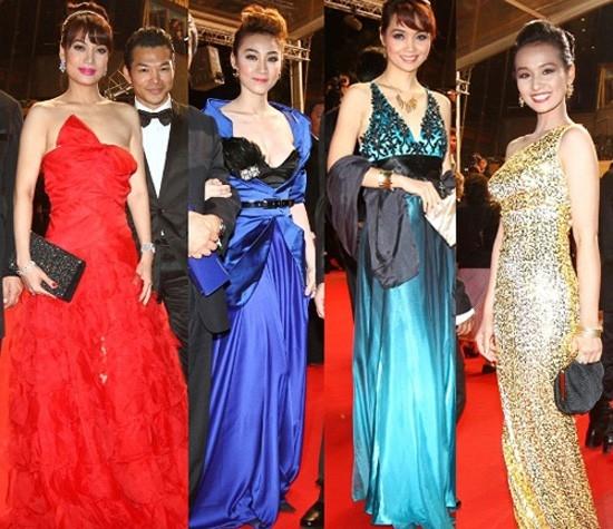 Những người đẹp Việt tại LHP Cannes 2010. - Tin sao Viet - Tin tuc sao Viet - Scandal sao Viet - Tin tuc cua Sao - Tin cua Sao