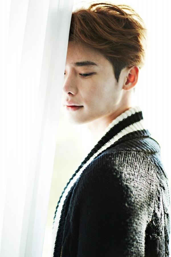 Đón nắng sớm mùa đông cùng mỹ nam Lee Jong Suk