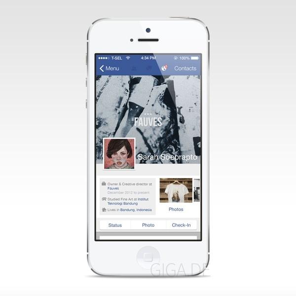 """Facebook trên iOS cập nhật tính năng """"video tự chạy"""""""