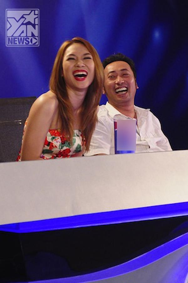 Chính những biểu cảm đáng yêu này của Mỹ Tâm là điểm nhấn cho Vietnam Idol từ mùa giải năm ngoái đến năm nay.     - Tin sao Viet - Tin tuc sao Viet - Scandal sao Viet - Tin tuc cua Sao - Tin cua Sao