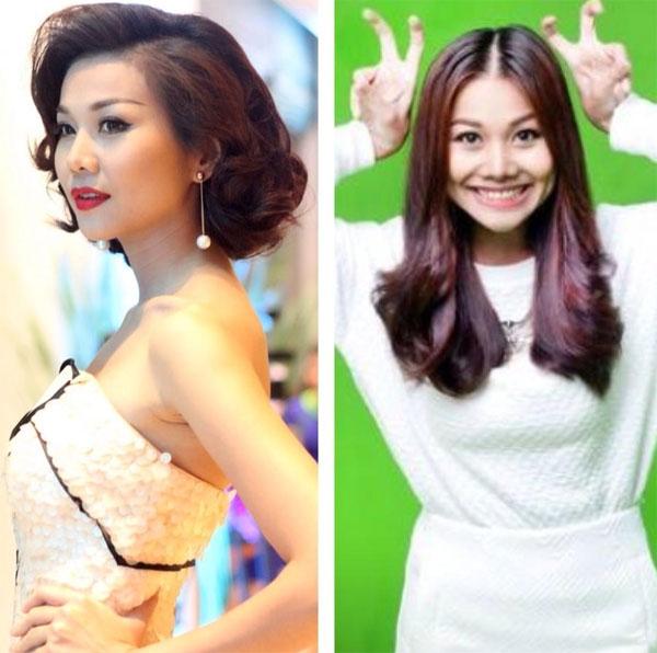 Thanh Hằng là người mẫu đa tài có thể biến hóa linh hoạt với nhiều phong cách khác nhau.