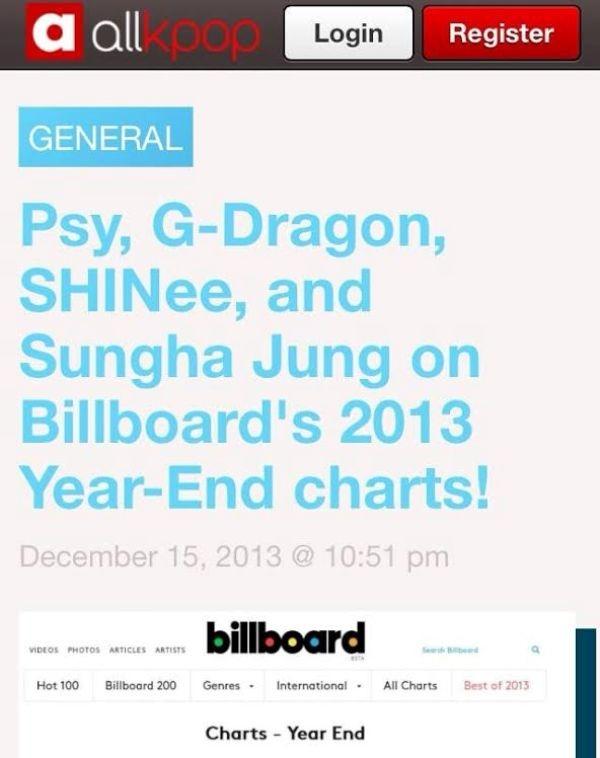 Chờ đón Sungha Jung - Uncharted Artists Billboard 2013 đến Việt Nam