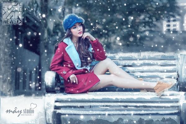 Chào ngày đông lạnh thật ấm áp cùng Linh Napie