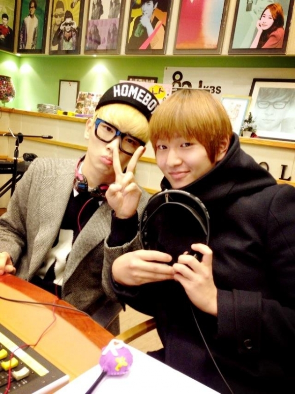 Onew và Key (SHINee)