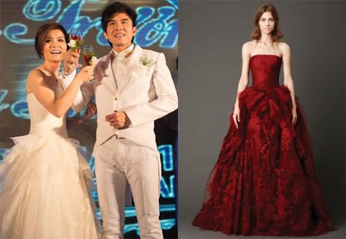 Chiếc váy màu trắng của Thủy Tiên có giá khoảng 300 triệu.