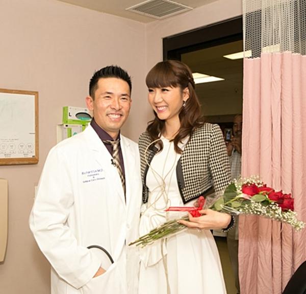 Cuối năm 2013,Ngọc Quyêntiết lộ về người đàn ông cô sẽ lấy làm chồng, đó là một vị bác sĩ đang sinh sống và làm việc tại Mỹ