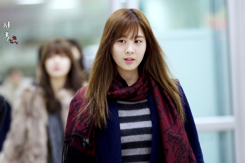 Seohyun tiếp tục làm từ thiện
