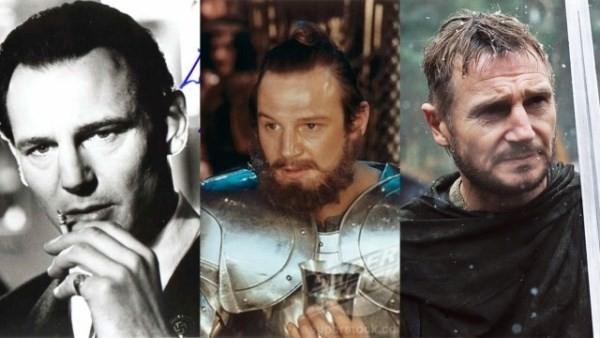 Những tạo hình ấn tượng của Liam John Neeson trên màn ảnh.