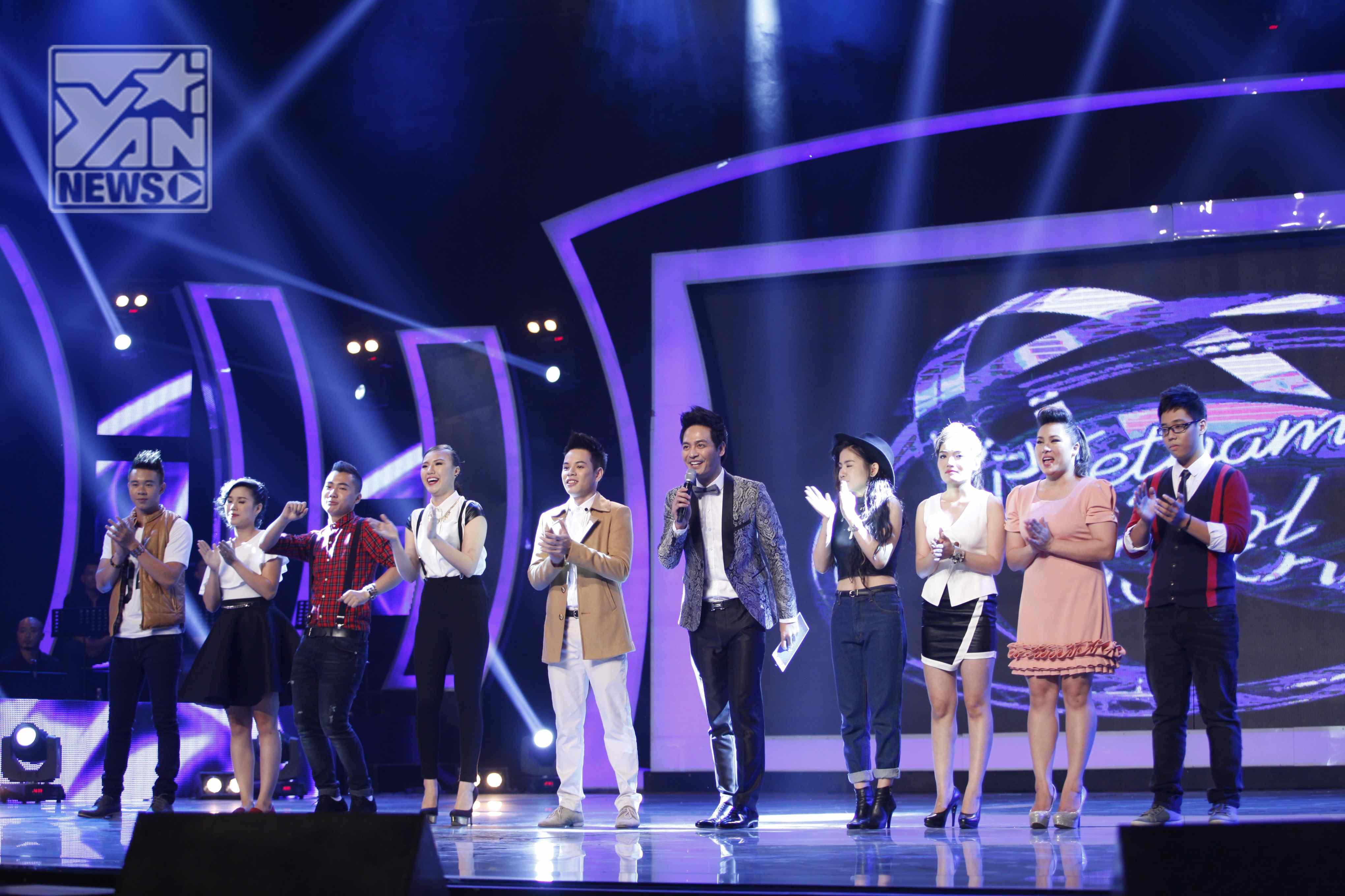 Top 9 Vietnam Idol 2013