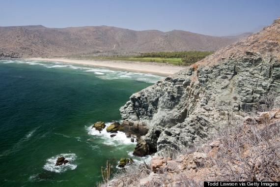 """10 bãi biển tuyệt đẹp """"hiếm có khó tìm"""""""