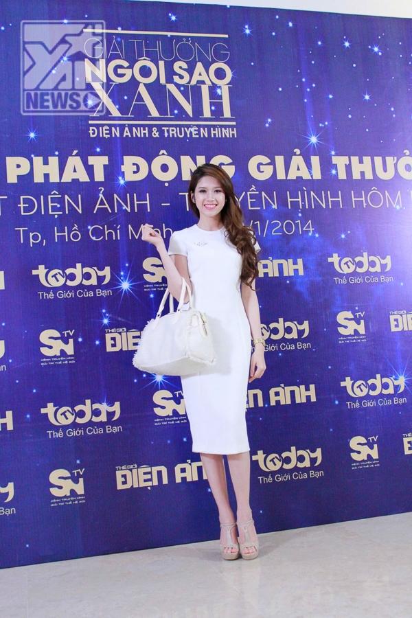 Á hậu Đông Nam Á Thanh Vy