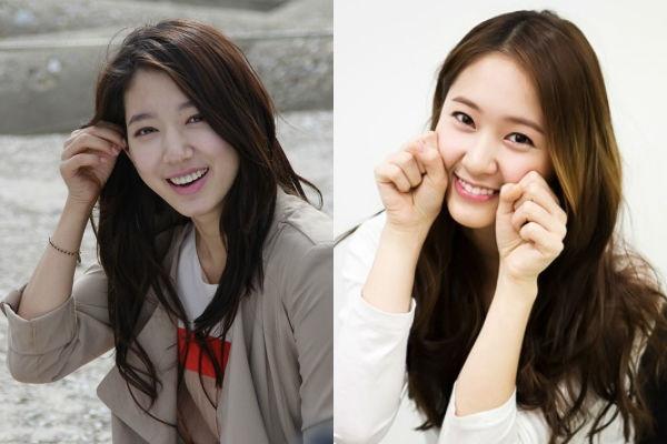 Kim Woo Bin thấy Krystal nữ tính hơn Park Shin Hye