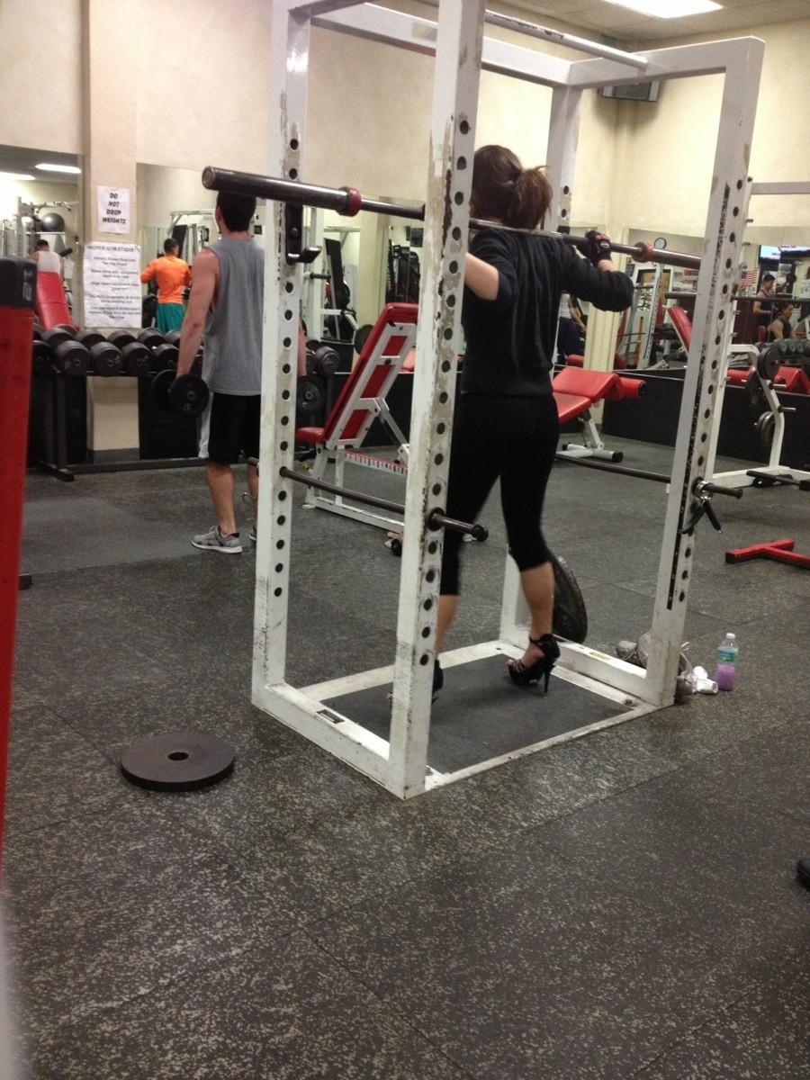 11 ca khó đỡ trong phòng tập gym