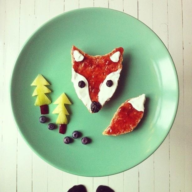 Những đĩa thức ăn đáng thèm muốn