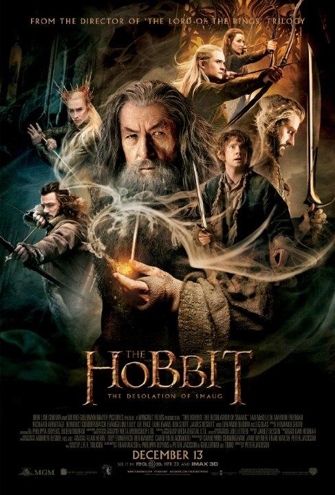 """[Giải trí cuối tuần] Xoã hết ga với """"Người Hobbit 2"""", cười thật đã cùng """"Hồn Bướm"""" và lê la với Flea Market"""