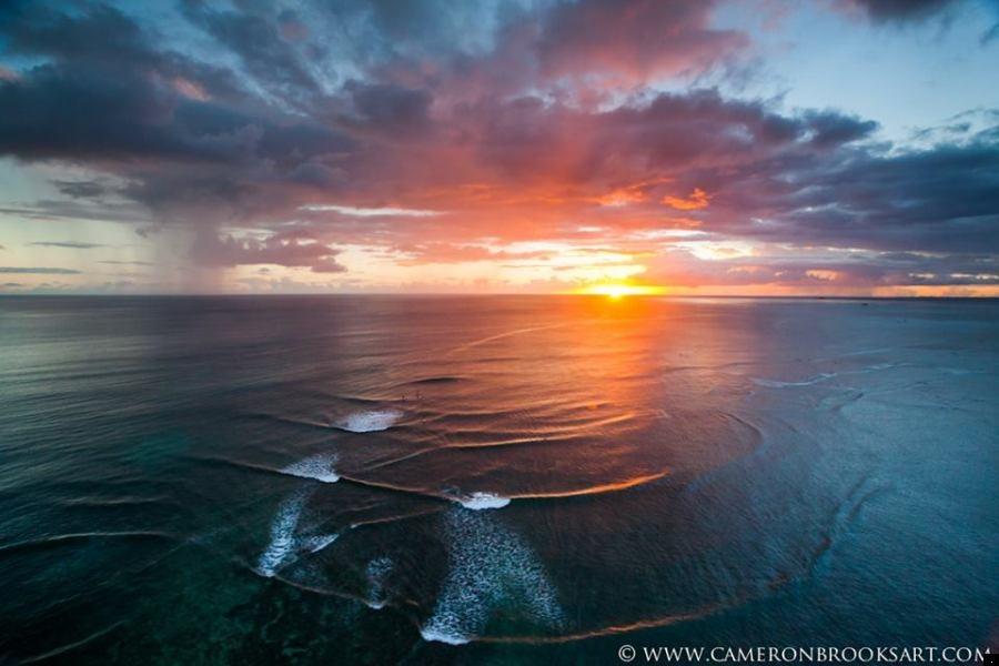 Chiêm ngưỡng vẻ đẹp hoàn mỹ của Hawaii từ trên cao