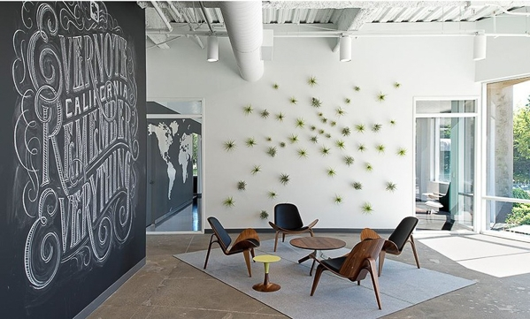 13 văn phòng làm việc sẽ khiến bạn ước ao