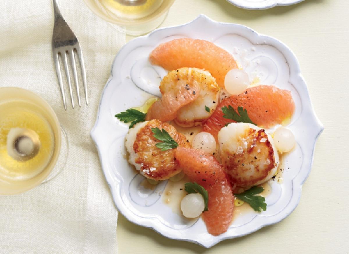 Ngon, khỏe và đẹp với các món từ quả bưởi