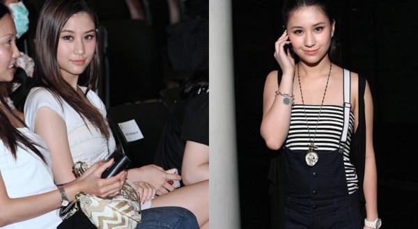Cô luôn xuất hiện với quần áo hàng hiệu đắt tiền. Laurinda hiện đang hẹn hò với Ngô Khắc Quần, ca sĩ, nhạc sĩ nổi tiếng Đài Loan.