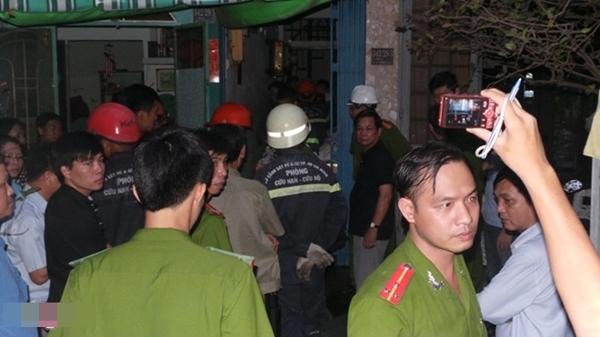 Các nạn nhân bước đầu được xác định là sinh viên ĐH Bách Khoa. Theo một số người dân, thời điểm xảy ra cháy, họ có nghe thấy một vài tiếng nổ.
