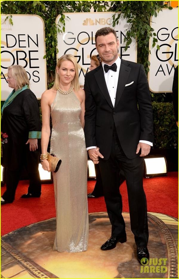 Cặp vợ chồngNaomi Watts & Liev Schreiber. Liev được đề cử cho Nam diễn viên chính suất xắc nhất.