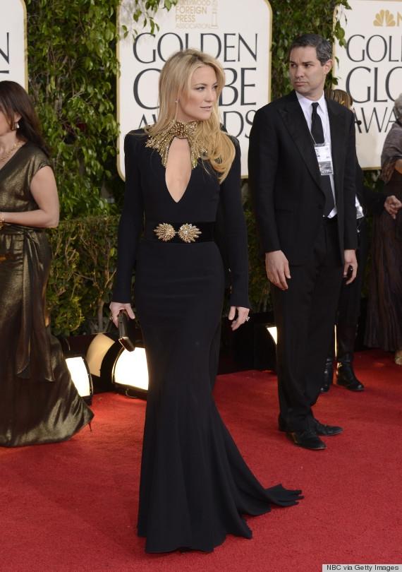 Những bộ đầm đẹp nhất lịch sử lễ trao giải Quả Cầu Vàng
