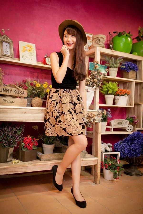 Quỳnh Anh Shyn ngày càng đáng yêu và sở hữu phong cách thời trang dẫn đầu trong năm qua.