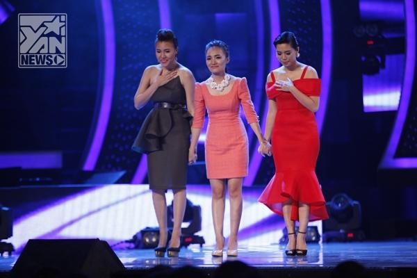 Những thí sinh ở Top an toàn trong đêm công bố kết quả Gala 1 - Tin sao Viet - Tin tuc sao Viet - Scandal sao Viet - Tin tuc cua Sao - Tin cua Sao