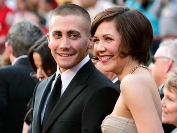 Jake Gyllenhaal và chị gái Maggie Gyllenhaal.