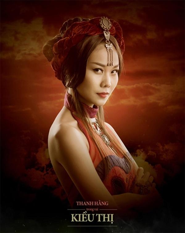 Vai tú bà Kiều Thị của chị nhận được nhiều sự quan tâm ngay từ khi công bố dự án