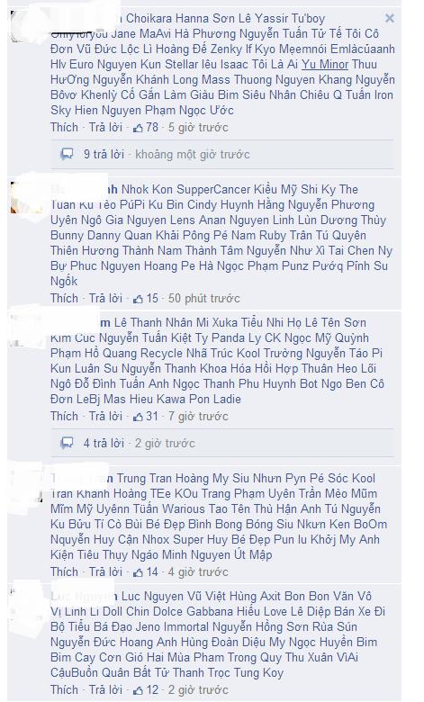 Cẩn thận với bẫy Like và Tag trên Facebook