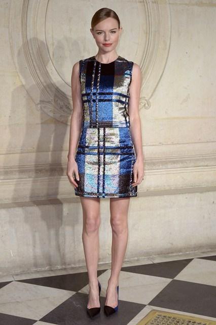 Đã mắt với thời trang của các fashionista tại tuần lễ thời trang Couture Houture