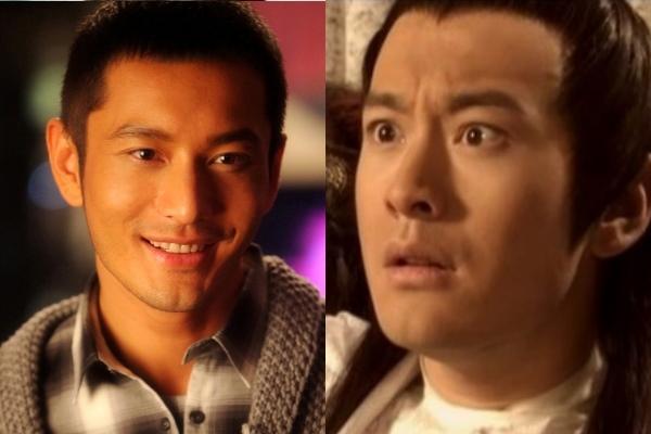 Huỳnh Hiểu Minh từng tham gia bộ phim Bình Tung Ảnh Hiệp (2003) của Phạm Băng Băng. Trong phim anh vào vai chàng vương tử không rõ tên.
