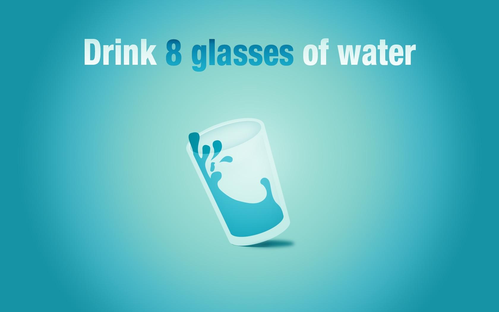 8 công dụng siêu đỉnh của việc uống nước