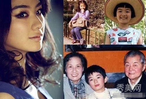Nữ diễn viên Huỳnh Dịch với khuôn mặt láu lỉnh và nghịch ngợm