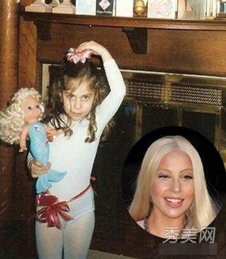 Lady Gaga dễ thương