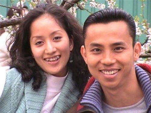 Khánh Thi cùng người yêu cũ Chí Anh tình cảm trong một cái Tết của quá khứ...