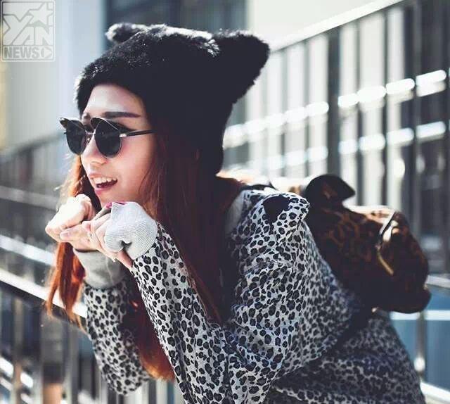 [Tết của tôi] Min St319 - nàng cá tính mê áo dài!