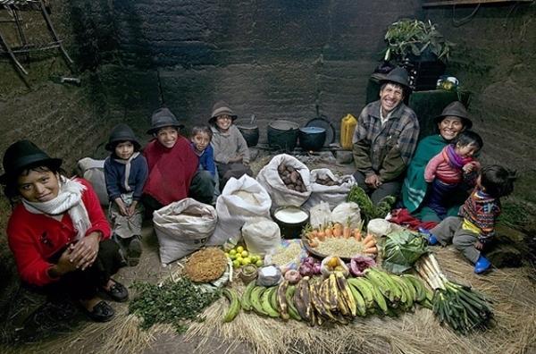 Khám phá bữa ăn điển hình của các quốc gia trên thế giới