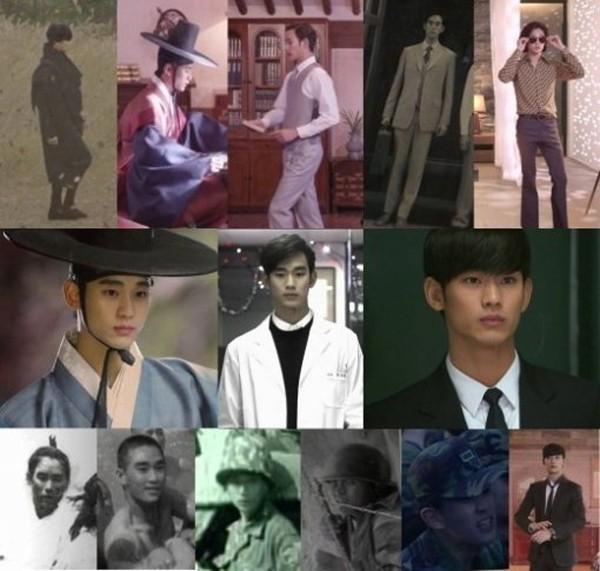 Kim Soo Hyun có nhiều cảnh quay nhất trong You Came From The Star.