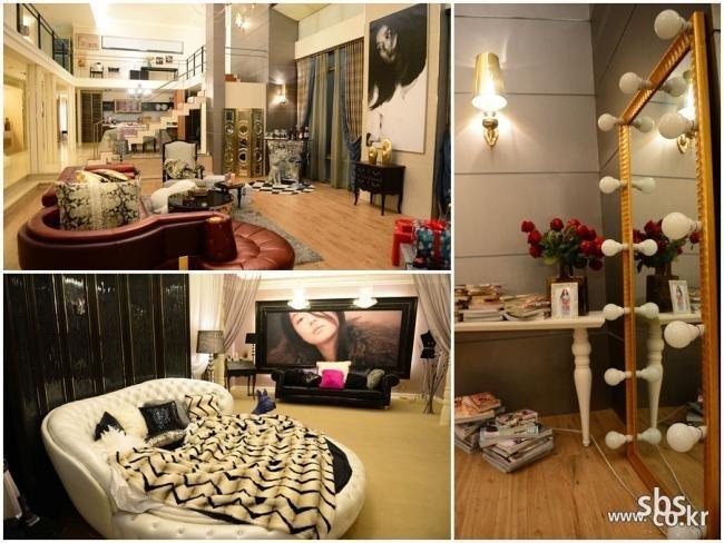 Bối cảnh của căn nhà trong You Came From The Star có giá tới gần 1 triệu USD.