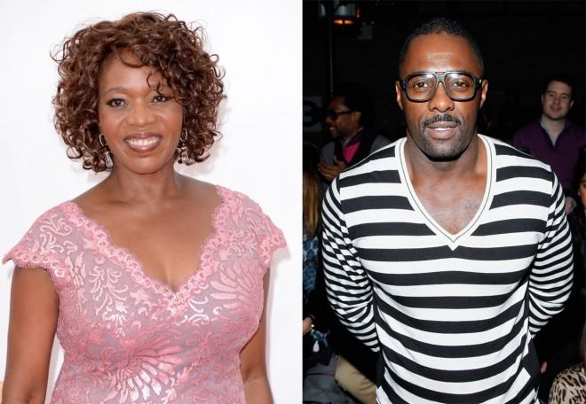 Mặc dù giới tính khác nhau, nhưng Alfre Woodard đã bị nhầm với Idris Elba. Đây đúng là một sự nhầm lẫn hiếm hoi của showbiz - Tin sao Viet - Tin tuc sao Viet - Scandal sao Viet - Tin tuc cua Sao - Tin cua Sao