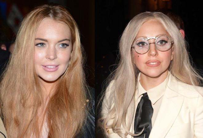"""Lindsay Lohan đã tweet trên trang cá nhân của mình với tâm trạng khác bức xúc: """"Nghĩ sao khi bạn xuất hiện ở sân bay và nhân viên ở đó thốt lên rằng Ah! Lady Gaga với bạn?"""". - Tin sao Viet - Tin tuc sao Viet - Scandal sao Viet - Tin tuc cua Sao - Tin cua Sao"""