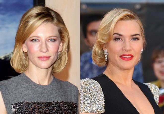 """Cate Blanchett nói: """"Mọi người thường bảo rằng họ nhận ra tôi và trông tôi đứng đắn hơn rất nhiều so với hồi đóng Titanic. Tuy nhiên, tôi không thấy phiền gì cả, ngược lại thật vui khi bị nhầm thành Kate Winslet"""". - Tin sao Viet - Tin tuc sao Viet - Scandal sao Viet - Tin tuc cua Sao - Tin cua Sao"""