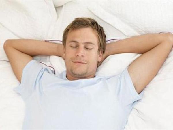 Nhìn tư thế ngủ, đoán tính cách