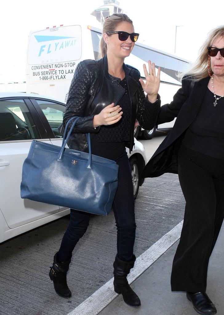 Ngắm nhìn thời trang sân bay cực đỉnh của sao Hollywood