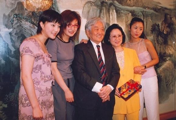 Triệu Vy - Lâm Tâm Như - Phạm Băng Băng - Quỳnh Dao