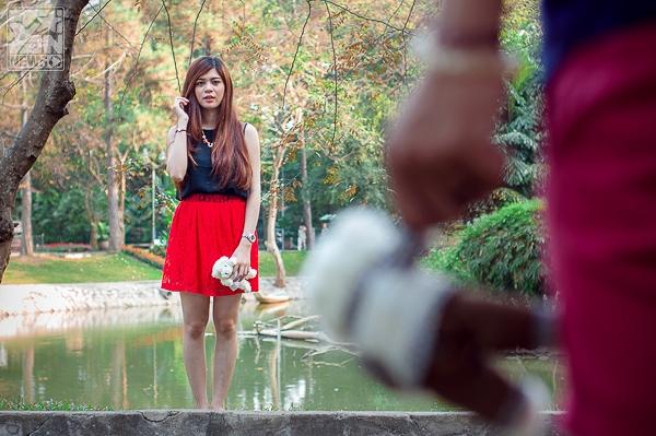 """Ngọt ngào bộ ảnh """"Be My Valentine"""" cùng Sơn Ngọc Minh"""