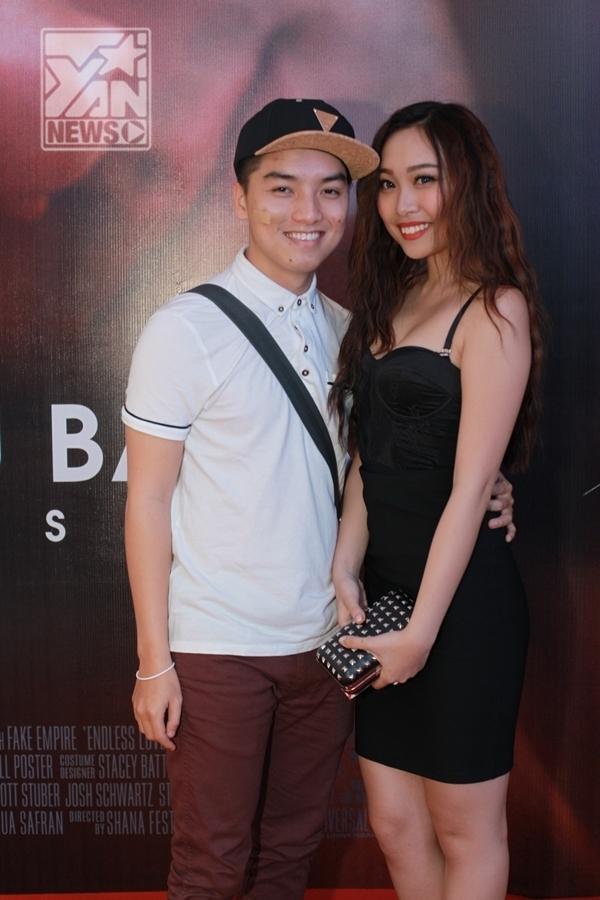 VJ Ngọc Trai cùng bạn gái